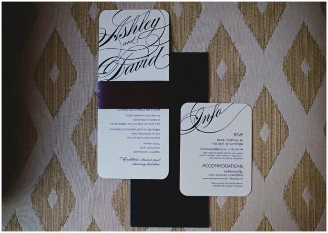 Custom Wedding Invitations Freshlookevents Edmontonweddingplanner Edmonton Your