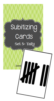 Subitizing Tally