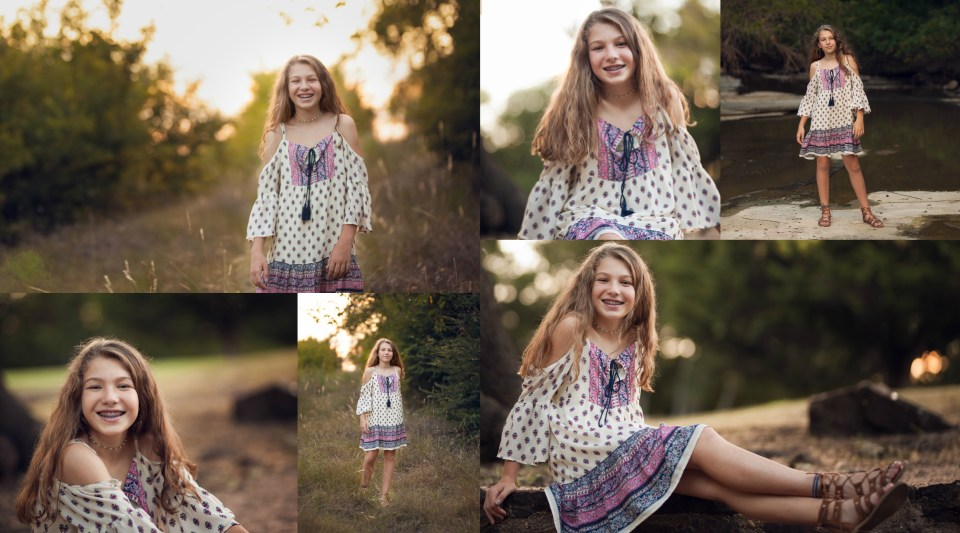 Coppell Teen Senior Photographer
