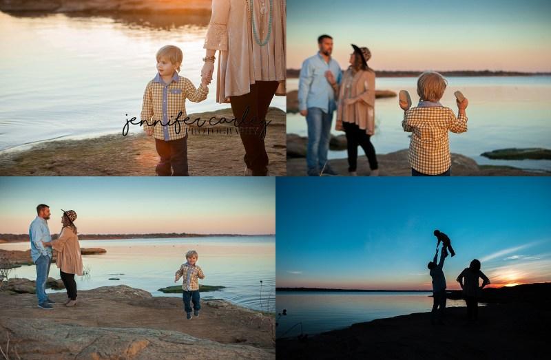 Dallas Family Photographer Lake Grapevine