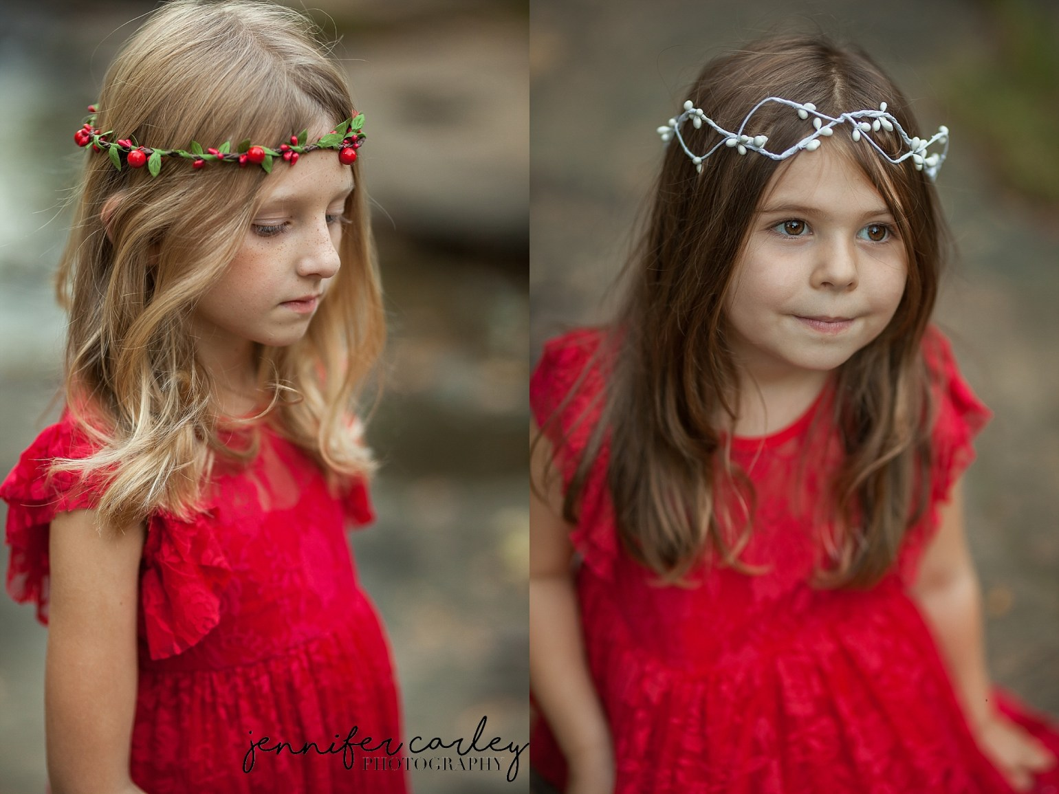 holiday portraits flower mound family photographer