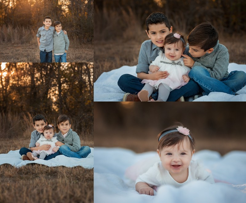 Fall 2017 Flower Mound Child Family Photographer
