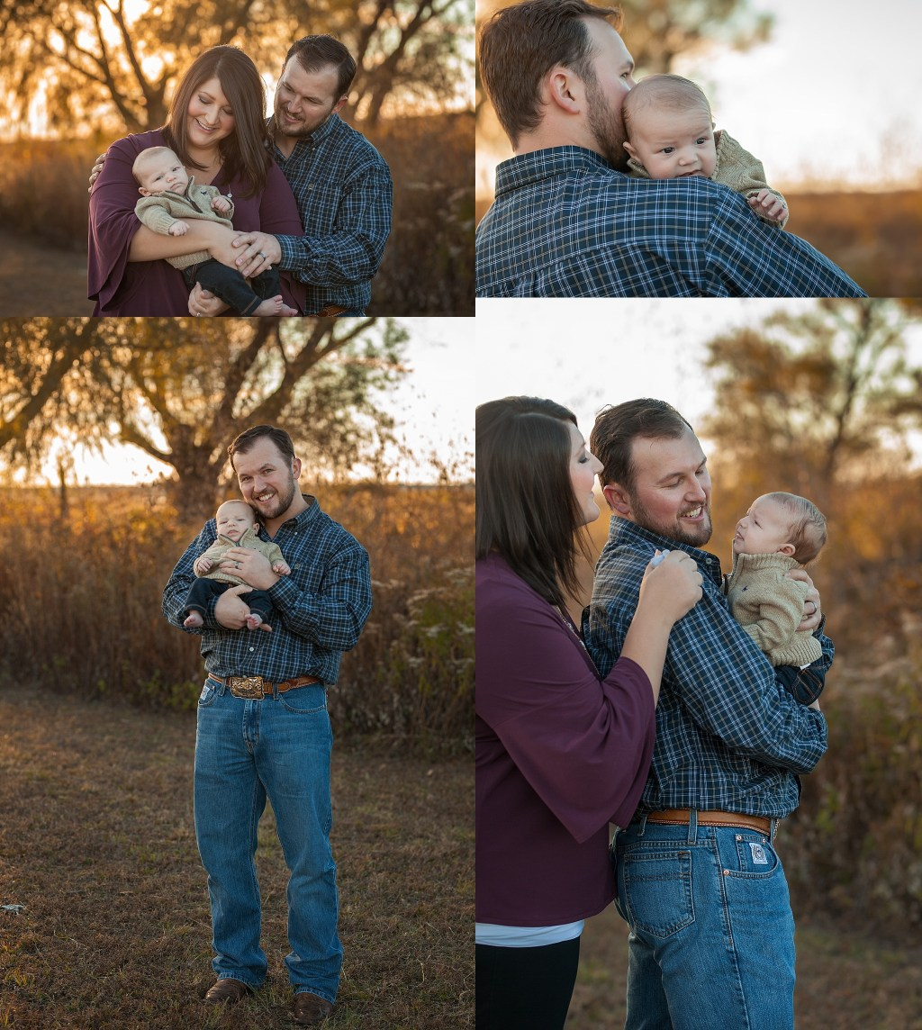 Fall Family Photography Flower Mound Family Photographer