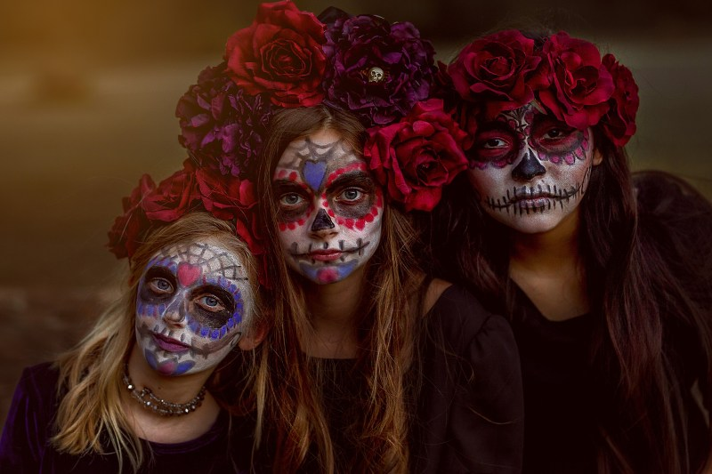 Day of the Dead Jennifer Carley Photography