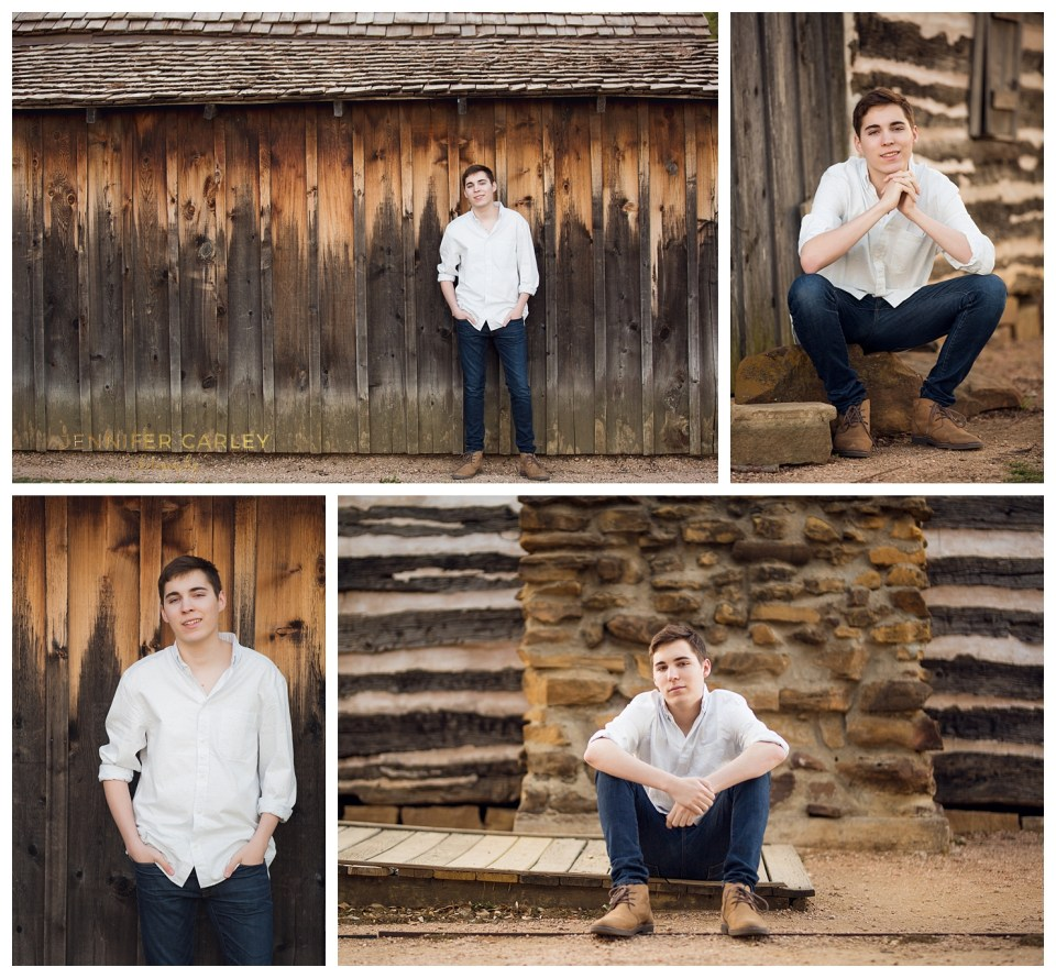 High School Senior Photography Flower Mound