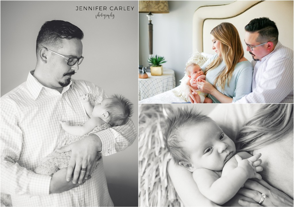 Flower Mound Newborn Photography