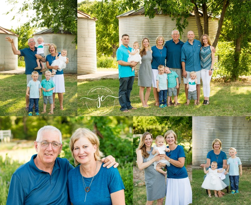 Extended Family Photographer Flower Mound