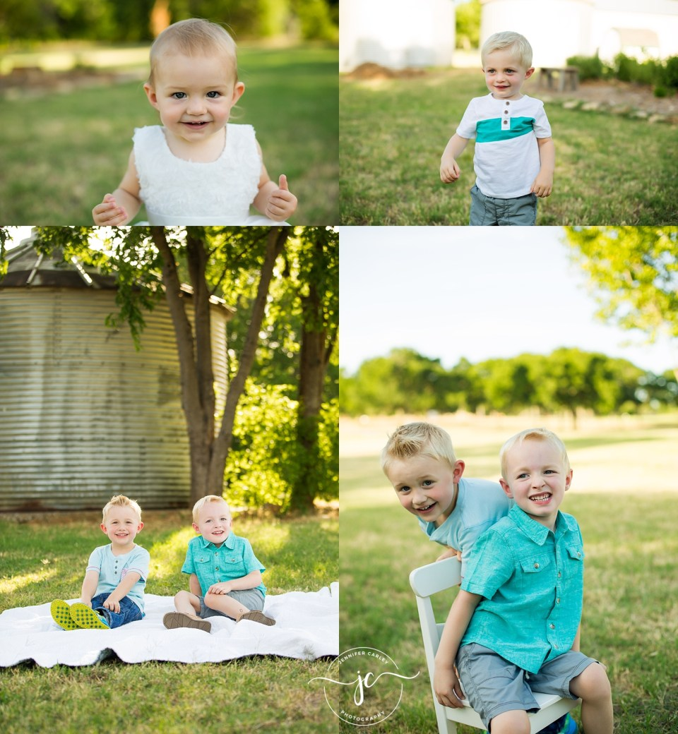 Extended Family Photographer Flower Mound