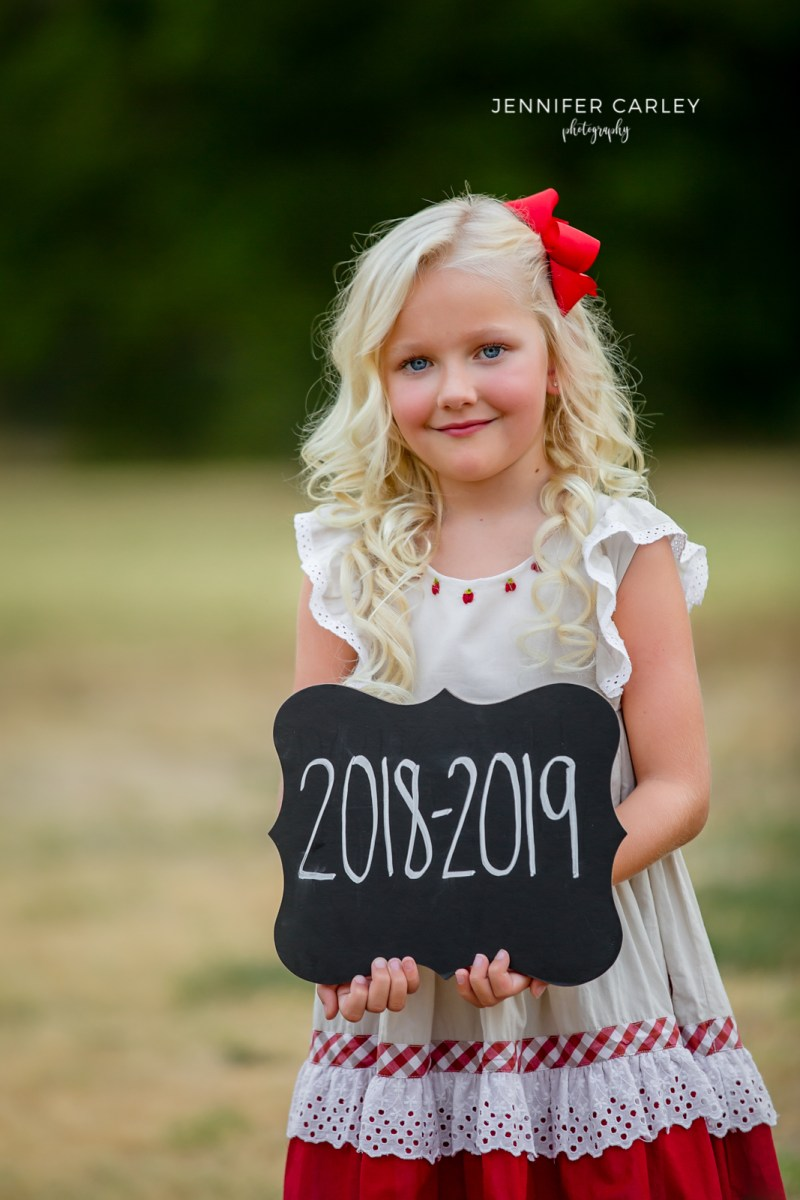 Flower Mound Back to School Mini Sessions