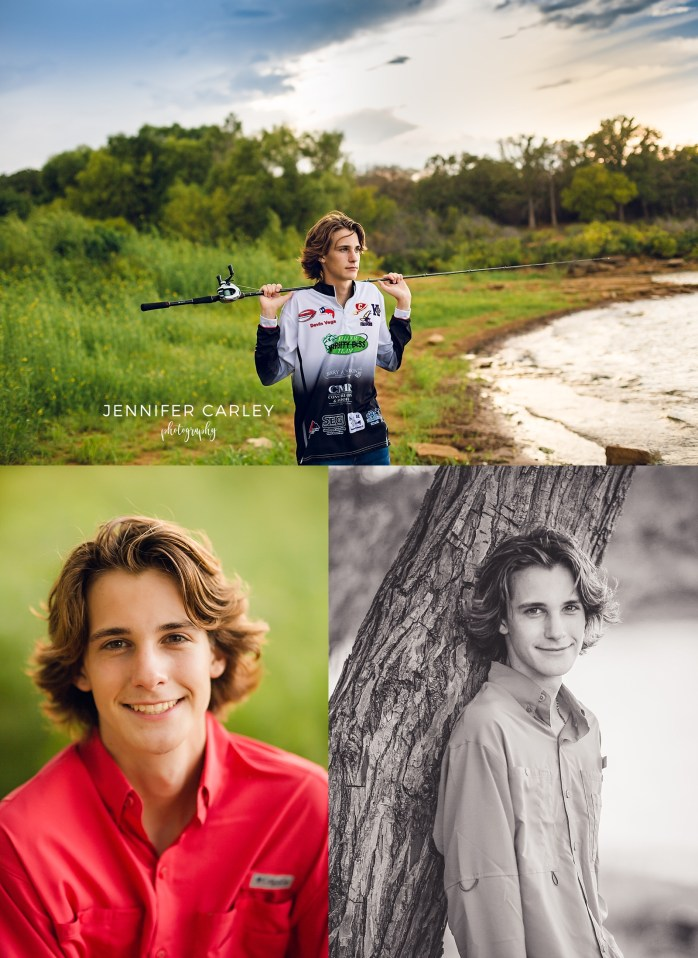 Keller High School Senior Photography