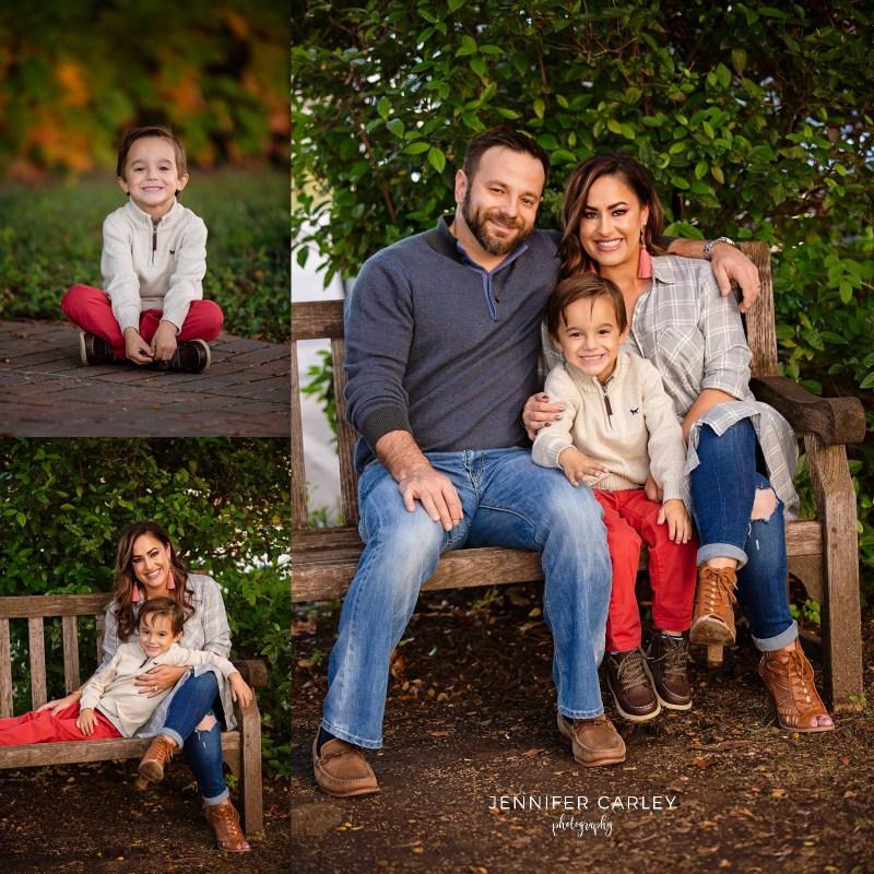 family photos historic grapevine