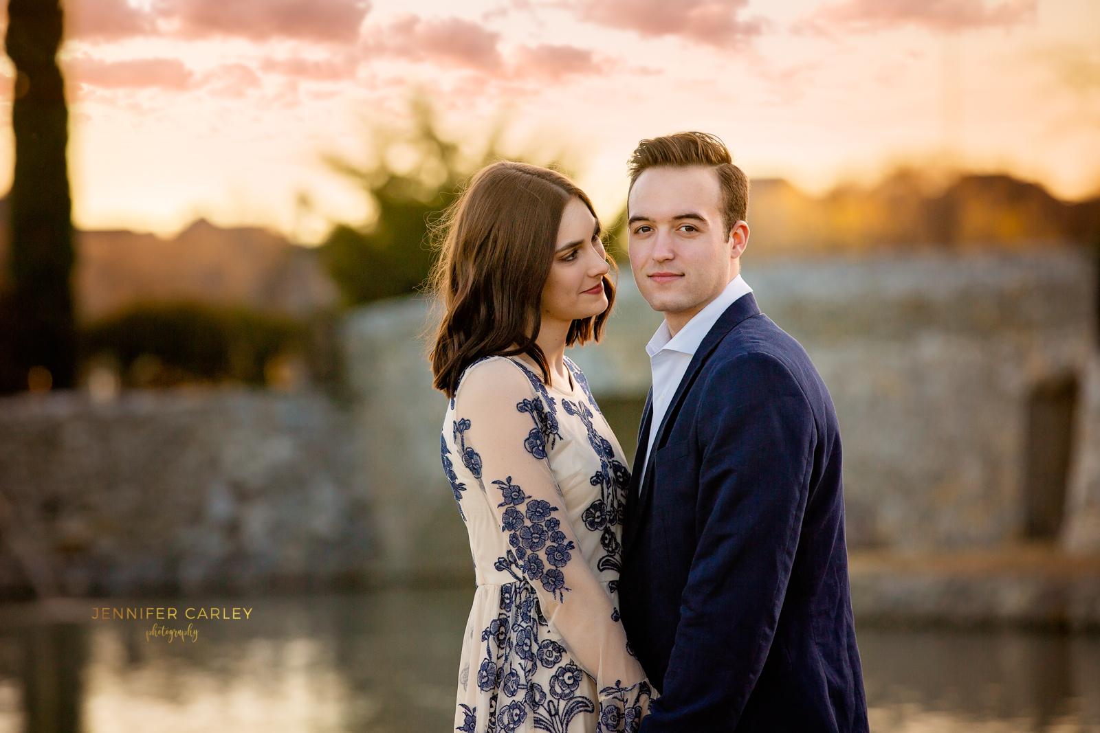DFW Engagement Elopement Photographer