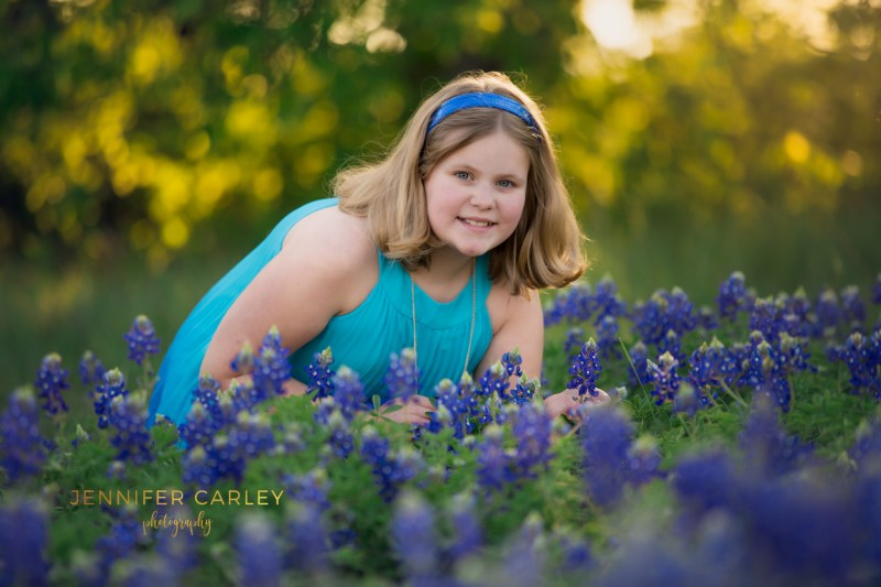 DFW Bluebonnet Photographer