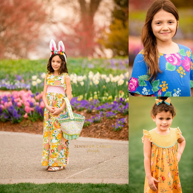 Dallas Spring Portrait Photography