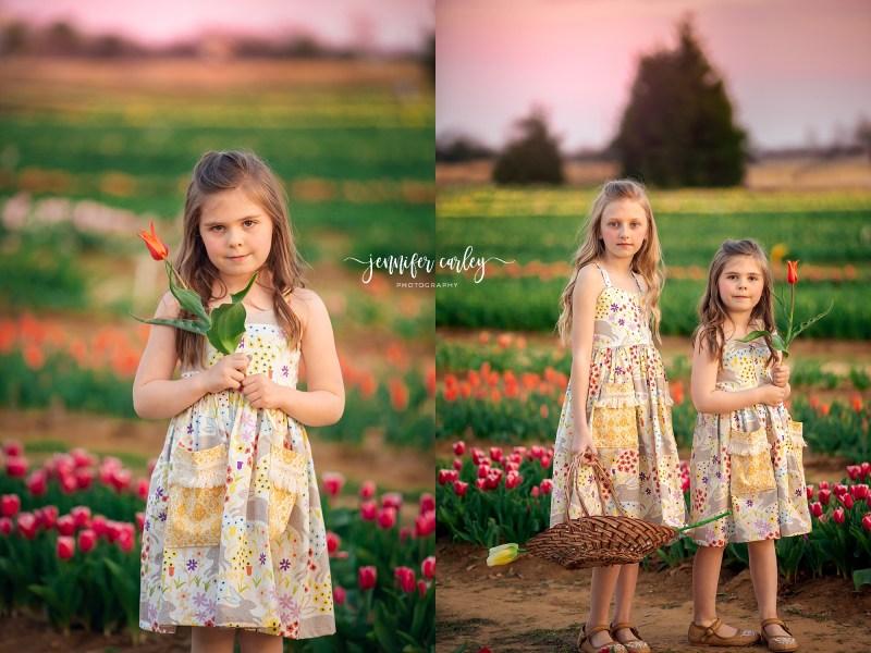 Texas Tulips Photographer