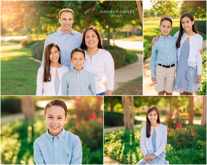 Coppell Extended Family Photographer