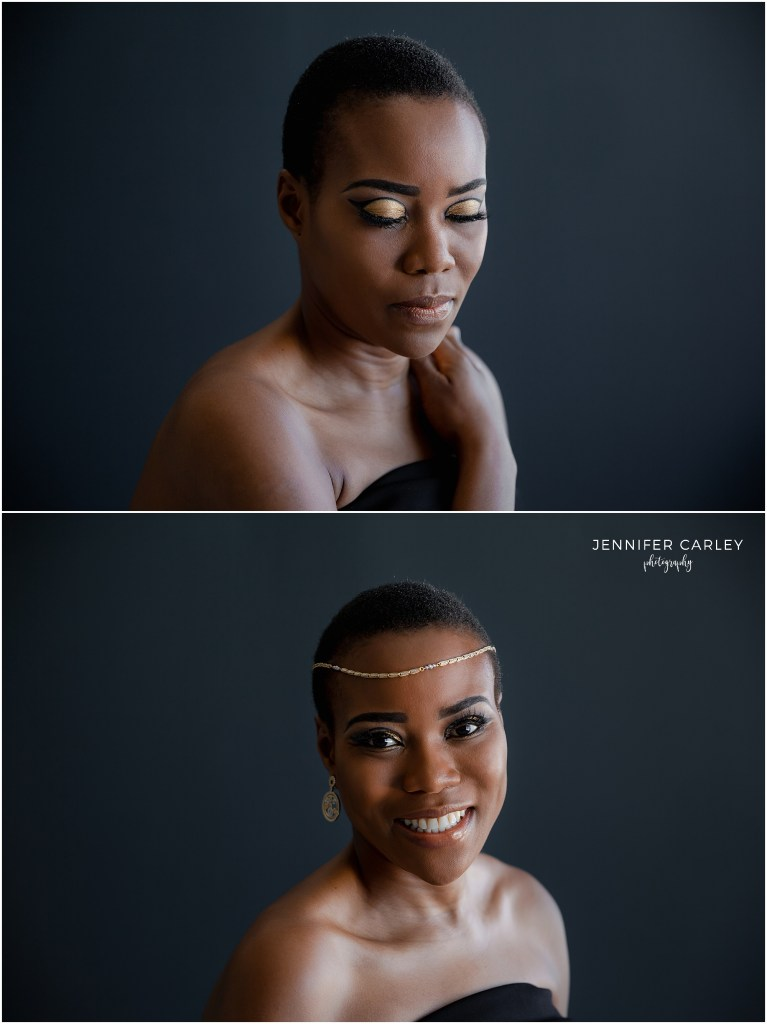 Dallas Beauty Portraits Lumen Room