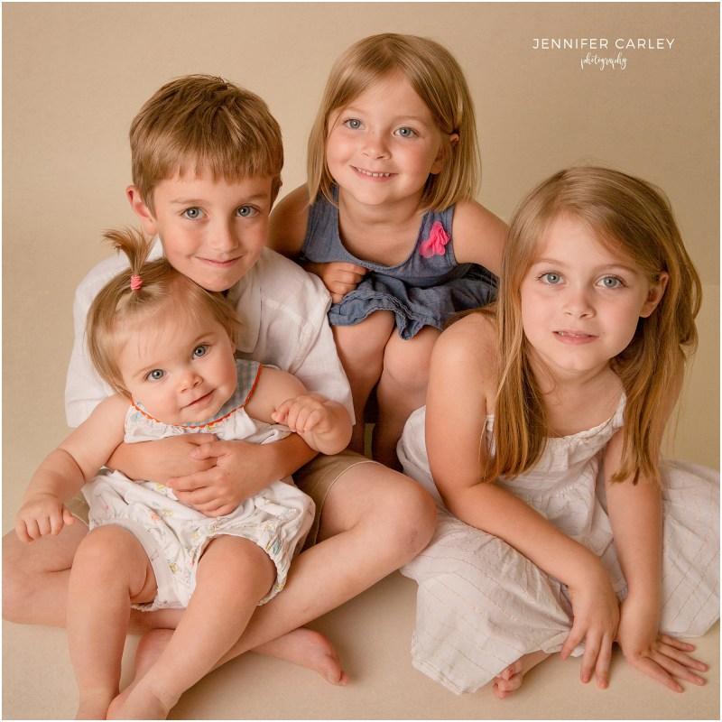 Flower Mound Children's Portraits