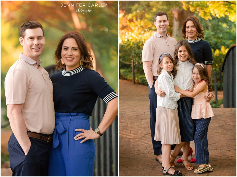 Spring Portraits Dallas Photographer Grapevine Botanic Garden Flower Mound Family Photographer