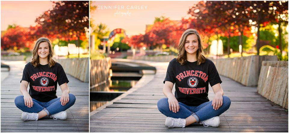 Old Town Lewisville Photographer