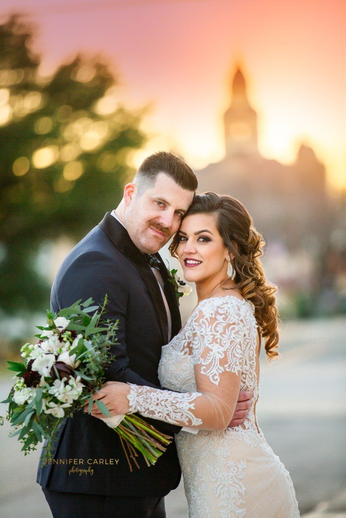Denton Square Wedding Photographer DFW Engagements and Wedding Photography