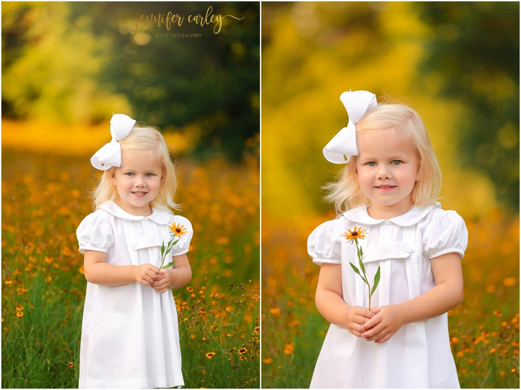 Texas Wildflower Photography | Flower Mound Family Photographer