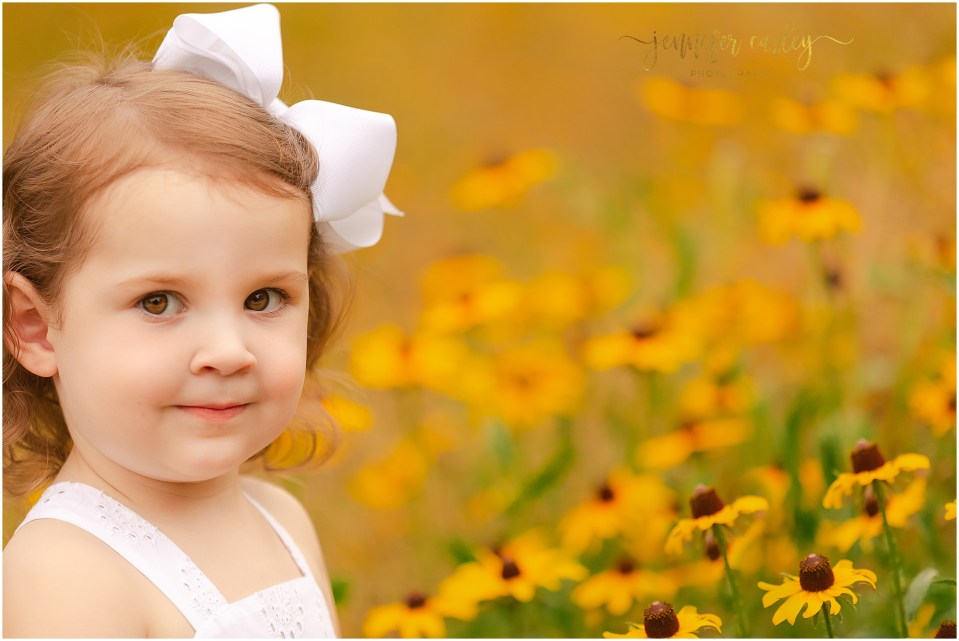 Flower Mound Photographer wildflower petite session