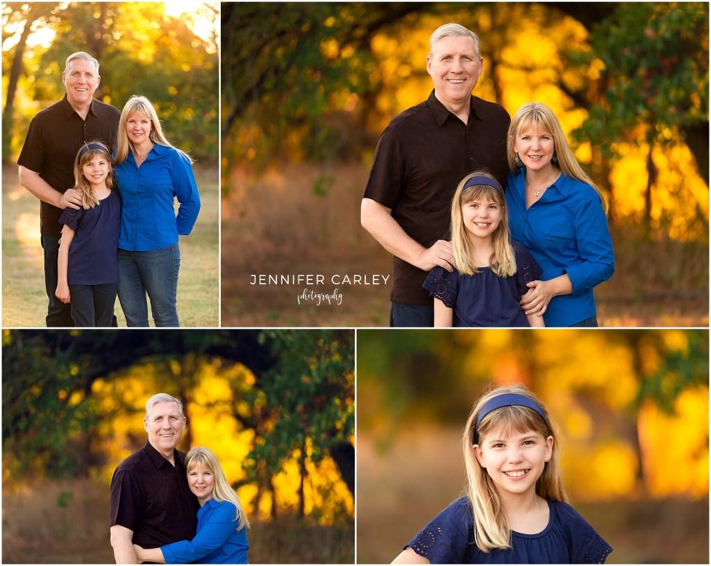 Fall Family Photographer Preston Hollow Dallas TX