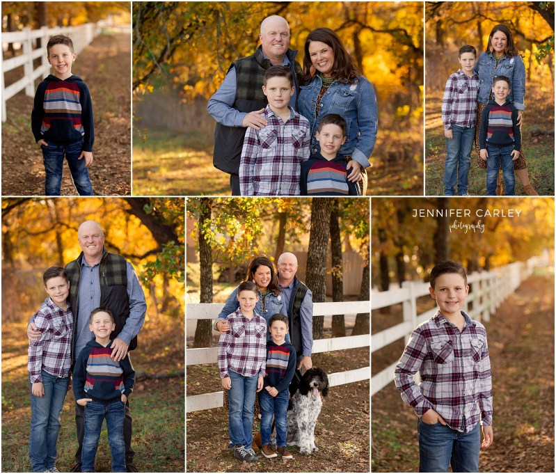 Argyle Fall Sessions, Family with dog, Family PHotos, Northlake Photographer, Argyle photographer, green acres farm memorial park, family photography, dog photos, dog, puppy