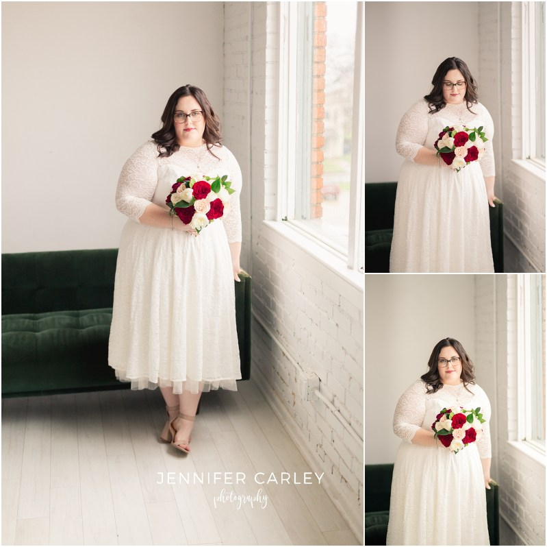 Bridal portraits, bride, wedding day, Dallas elopement, dallas elopement wedding photographer, dallas wedding, dallas bride, the lumen room, elopements, dfw elopement, denton bride, north texas brides