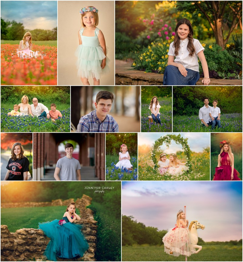 Portrait Photography DFW, Studio portraits, spring blooms Dallas, DFW child portraiture, Marcus High School Senior Photos, Bluebonnets Flower Mound, DFW bluebonnet photos, Texas spring flowers