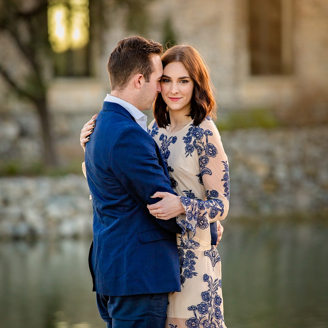 Dallas Couples Photographer Adriatica Village Couples Session
