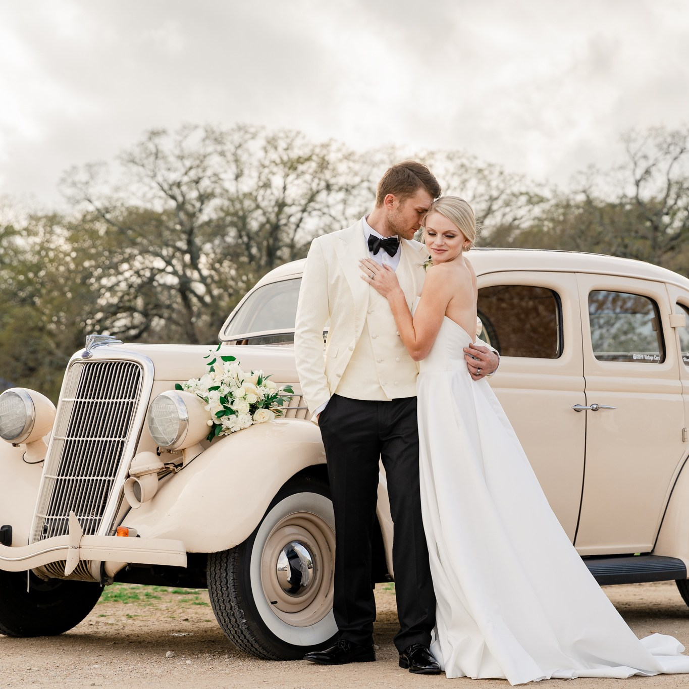 Texas Ranch Wedding, Bridal Portraits, Texas Bride, Brides of North Texas, Bridal Portaits on a ranch, wedding dress, flower mound wedding photographer, vintage car, Emerson Venue, East Dallas Wedding, Elegant Wedding, DFW Wedding