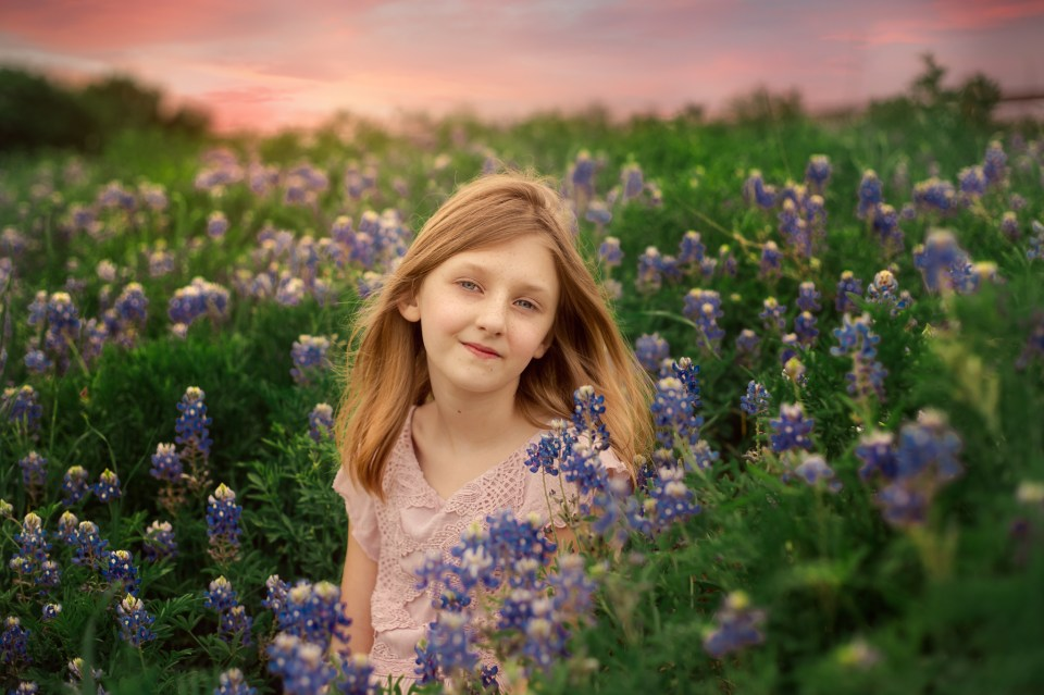 Bluebonnet photographer, DFW bluebonnet photographer, Dallas bluebonnet photography