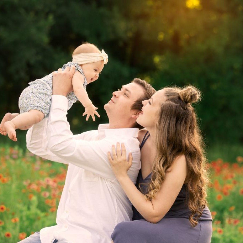 dfw family photographer, flower mound photographer, southlake family photographer, coppell family photographer, wildflower photographer