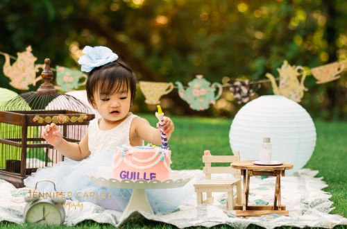 cake smash, first birthday, dfw birthday portraits, alice in wonderland theme, first birthday portraits dfw, flower mound, argyle, dallas, southlake, coppell, fort worth