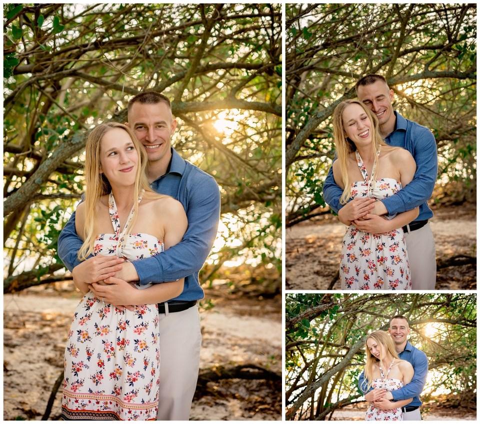 Florida Photographer, newlywed photographer, Mangroves, Cypress Point Park