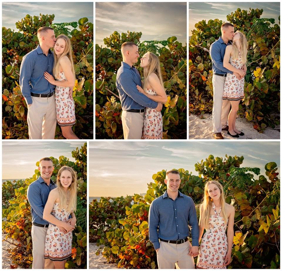 Newlyweds St. Pete Beach Photographer, Florida Photographer, newlywed photographer, Tampa engagement photographer, Tampa wedding photographer, Florida Beach photographer
