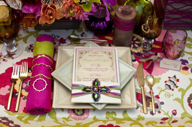Mini Wedding Invitations