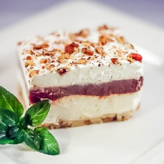 four layer dessert