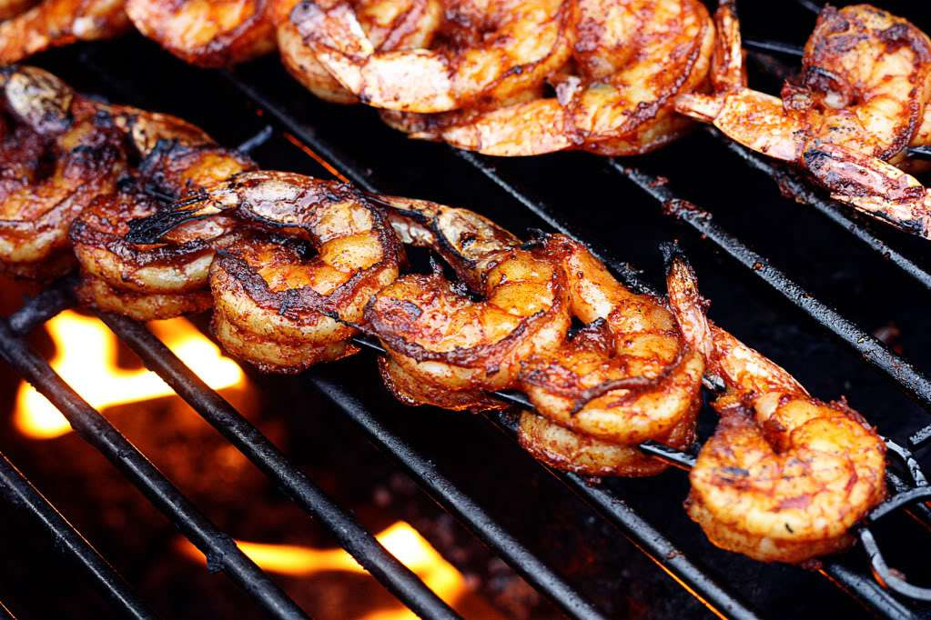 how to cook tiger shrimp on the grill