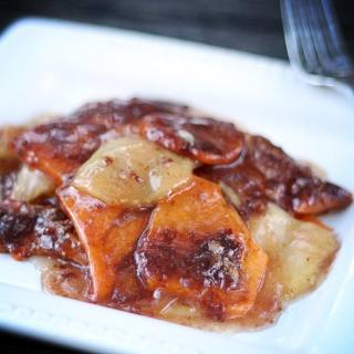 Foodie Friends: Sweet Potato and Apple Bake