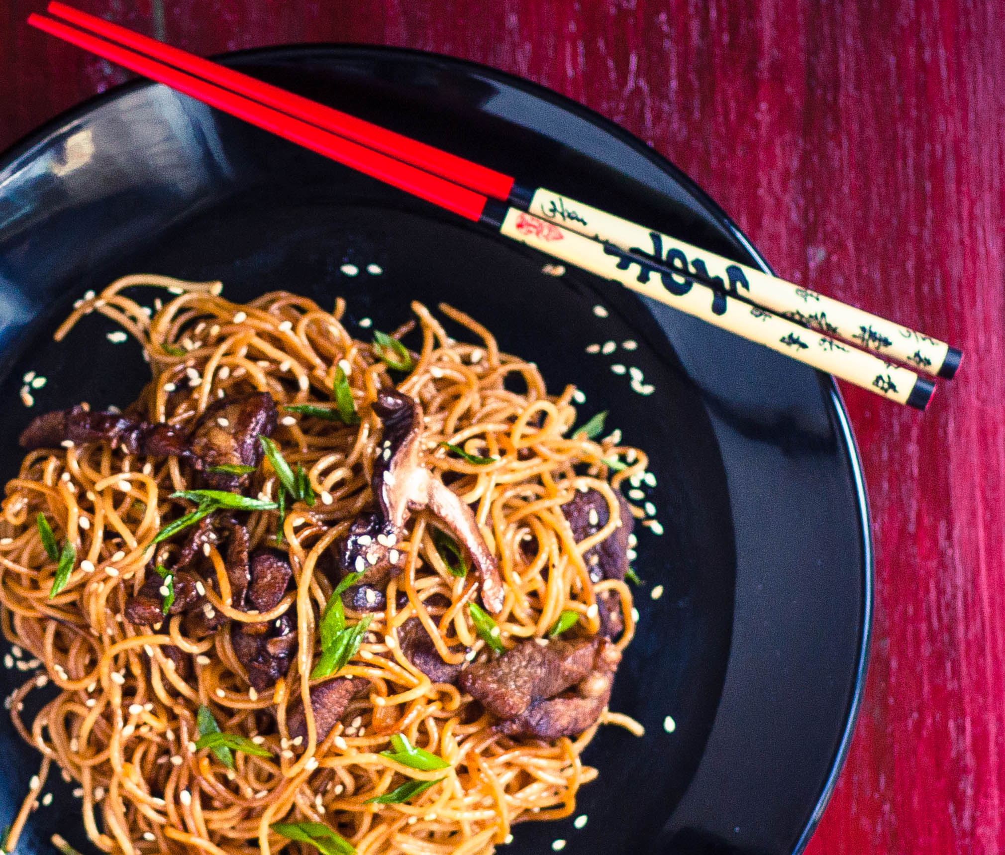 Ramen pork chow mein jennifer cooks best pork chow mein recipe forumfinder Image collections