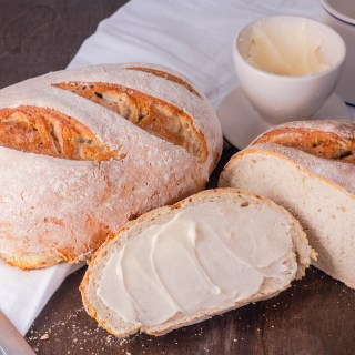 homemade-sourdough-bread | JenniferCooks.com