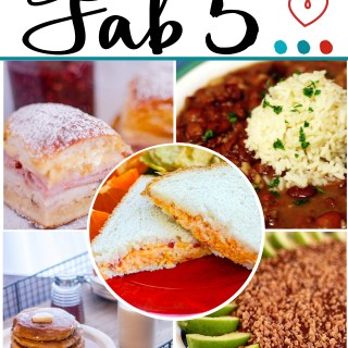 Fab 5: Week 5 | Jennifer Cooks