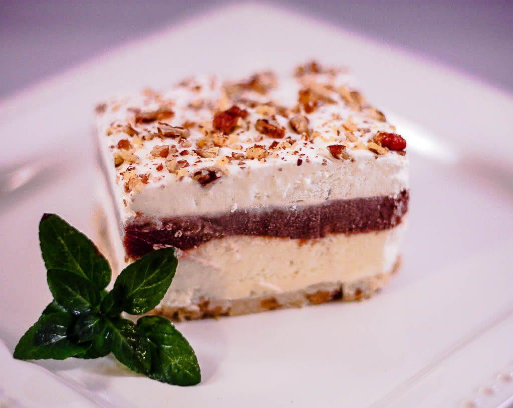 Four Layer Dessert | Jennifer Cooks