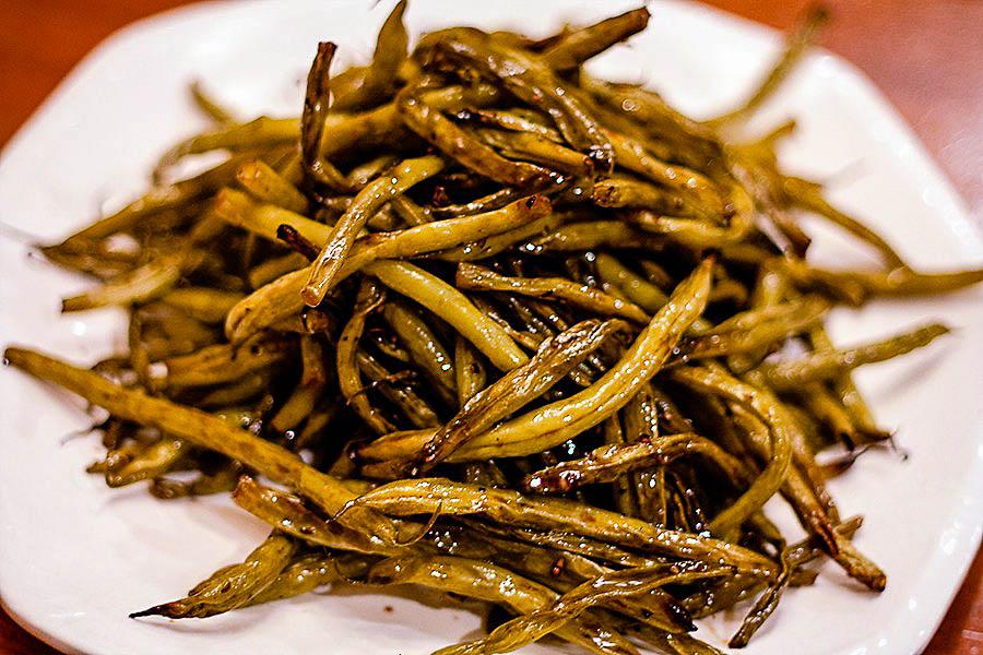 Oven Roasted Green Beans | Jennifer Cooks