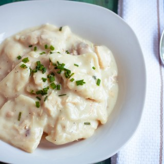 Southern Style Chicken and Dumplings | Jennifer Cooks