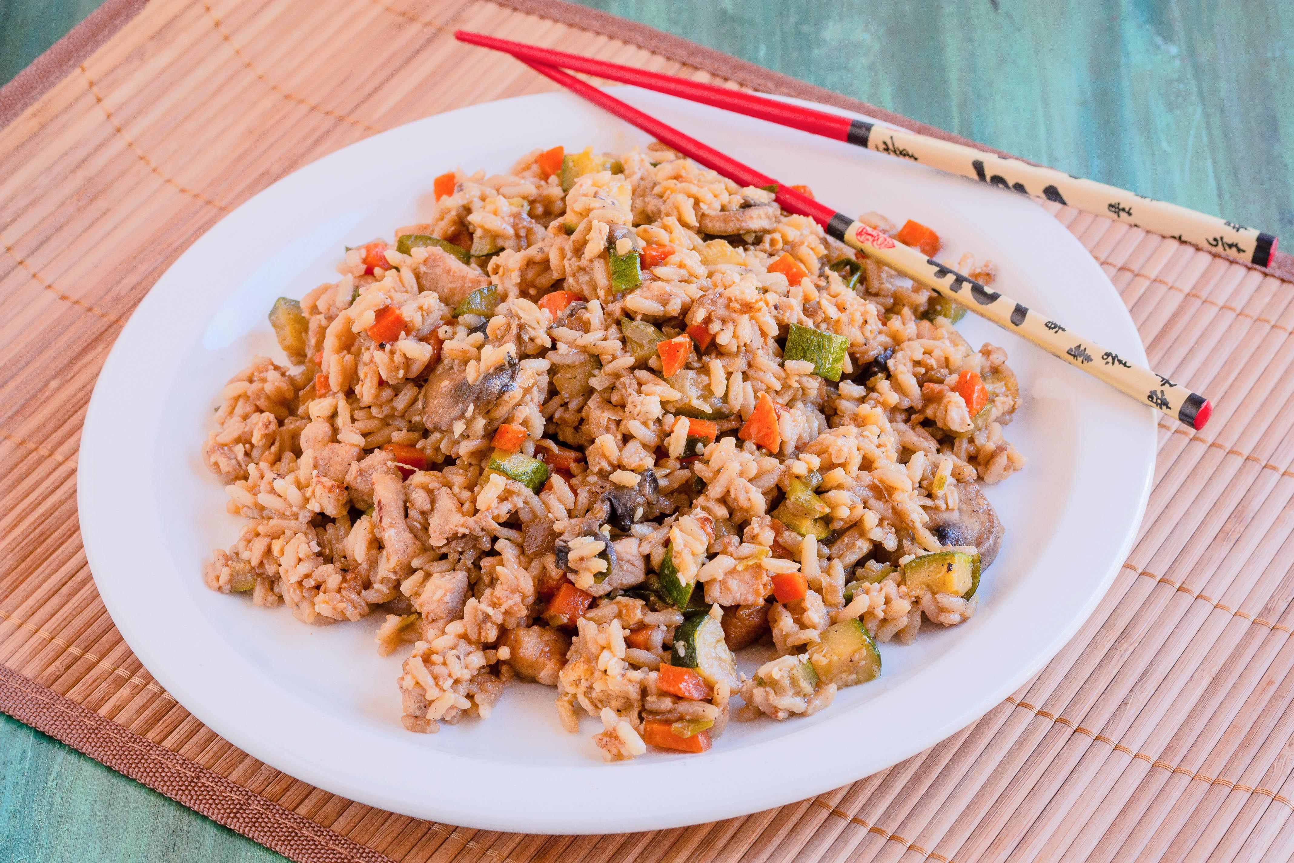 Hibachi style fried rice jennifer cooks hibachi fried rice jennifer cooks ccuart Gallery