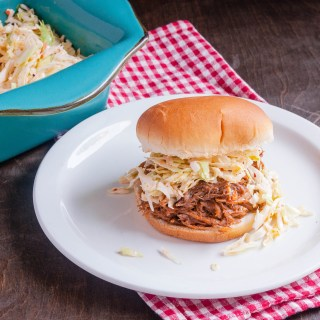 Slow Cooker Pulled Pork Sandwiches | Jennifer Cooks
